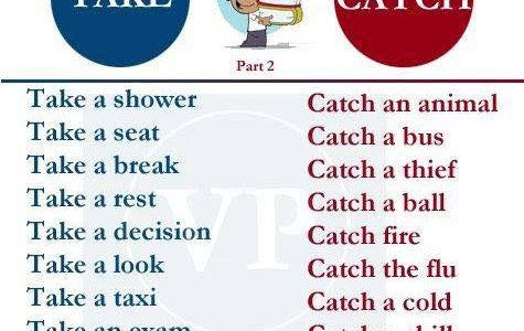 collocations-with-take-catch