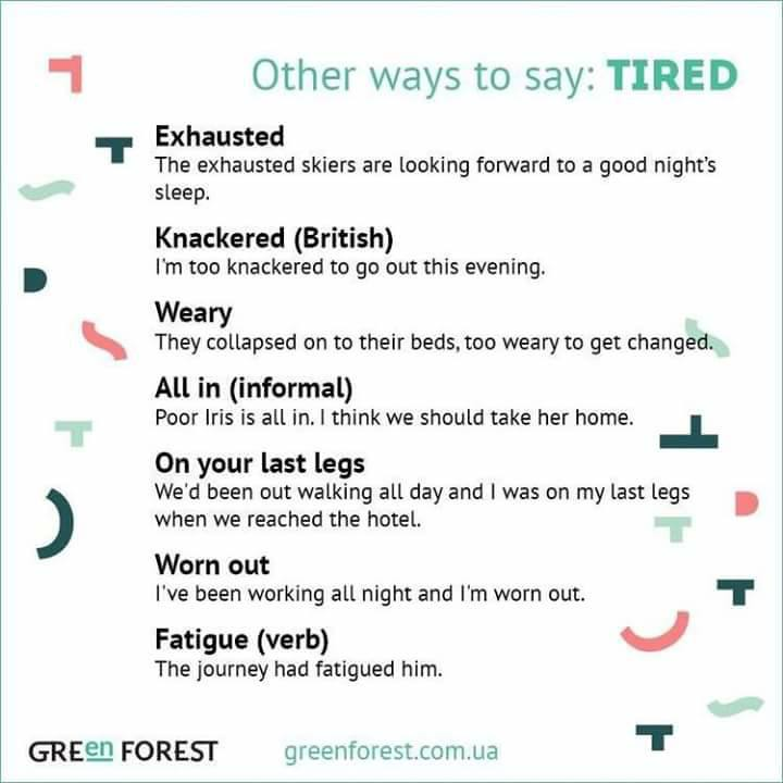 other-ways-to-say-tired