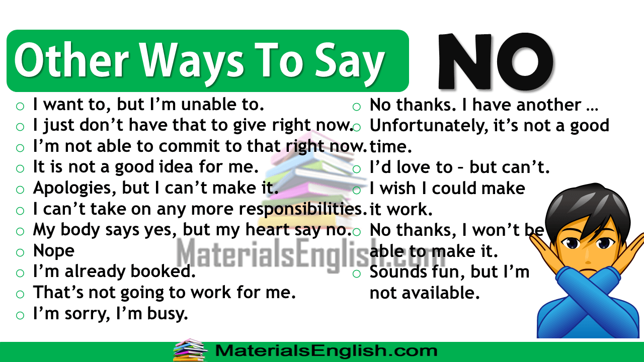 how to say no dejalo in english